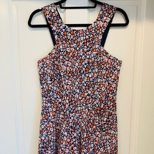 BCBG Sleeveless Floral dress